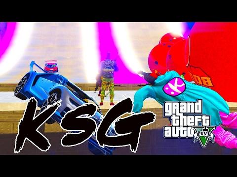 GTA 5 - ROAD TO 400K KSG WE LIT