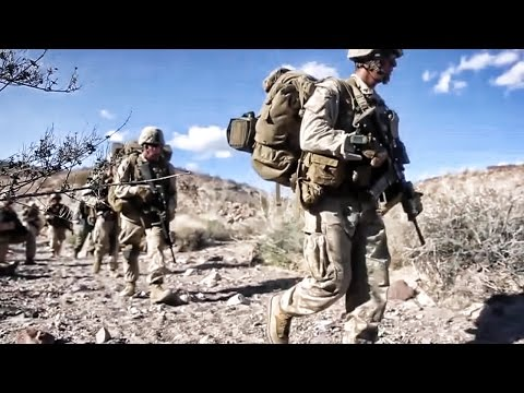 Marines Battalion Assault Training • Twentynine Palms