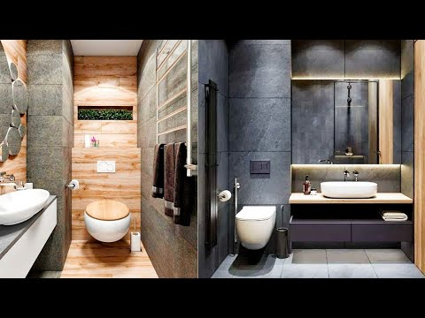 120 Modern Powder Room Design And Decorating Ideas Gorgeous Small Washroom Design Ideas For Guests Youtube