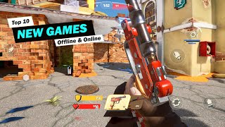 Top 10 New Android & iOS Games October Of 2019!