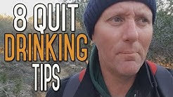8 Tips for Quitting Alcohol in the First Few Days