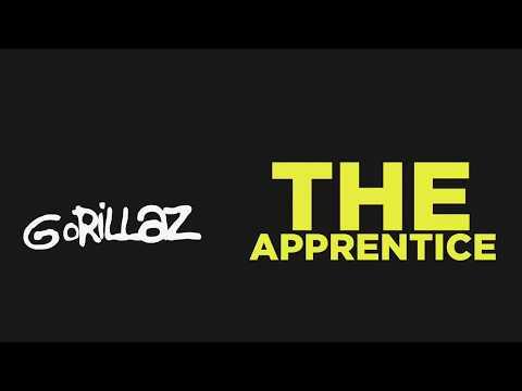 Gorillaz The Apprentice (Lyric Video)
