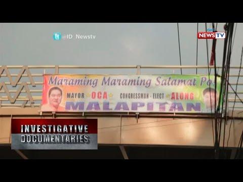 Investigative Documentaries: Footbridge sa Caloocan, hindi na raw ligtas gamitin