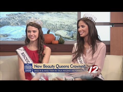 New Miss RI and Miss Teen RI talk recent victories
