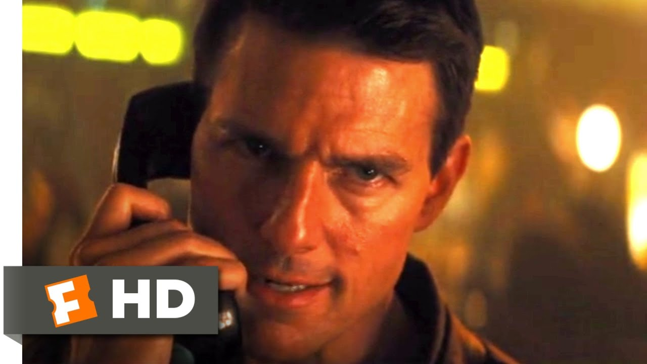 Download Jack Reacher (2012) - I Am Not a Hero Scene (9/10) | Movieclips