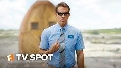 Free Guy TV Spot - Ryan Reynolds is Blue Shirt Guy 2021