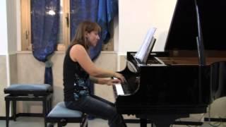 A. Casella - Variations sur une Chaconne Op. 3
