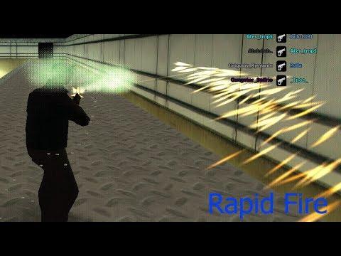 GTA SA:MP - RAPID FIRE [DOWNLOAD LINK]