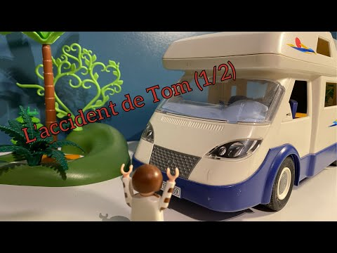 L'accident de Tom - Épisode 1/2 - Film Playmobil