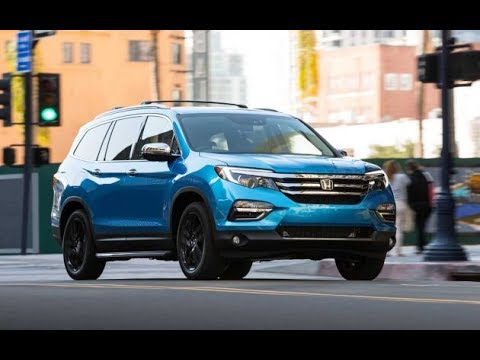 New 2018 Honda Pilot Changes