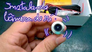 Instalando Camera de Ré no Logan 2011 + Cental Multimídia Multilaser