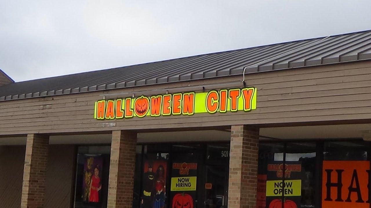 Halloween Cuty | Halloween City 2017 Youtube