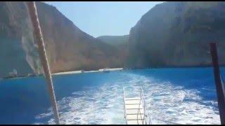 Zakynthos, plaja Navagio