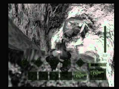 Splinter Cell Pandora Tomorrow Kundang Camp, Indonesia, Mission 5, Part 1 of 3, Hard Difficulty, PS2