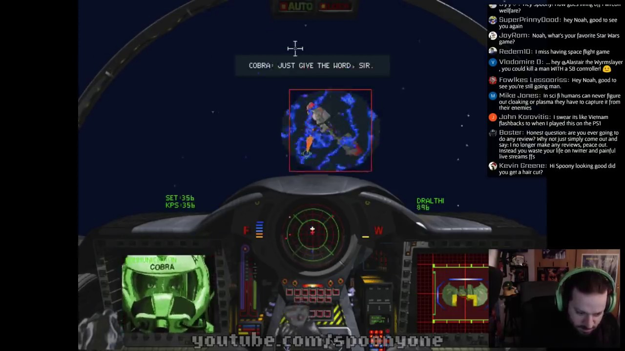 Live Wire Wing Commander Iii Heart Of The Tiger Part 2 Youtube