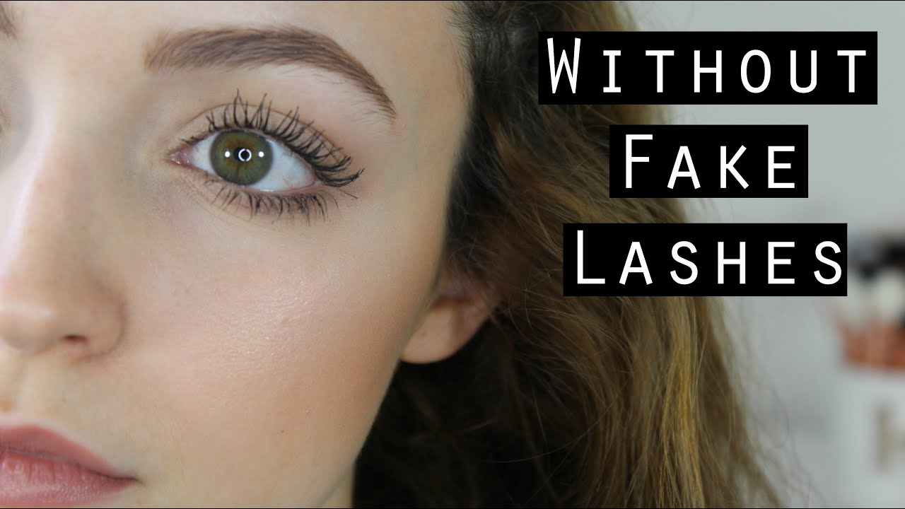 How To Get Long Voluminous Lashes Step By Step Youtube