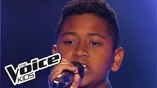 Pour que tu m aimes encore Céline Dion Ryan The Voice Kids 2016 Blind Audition MP3