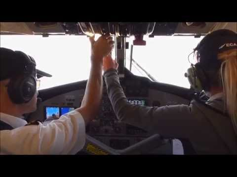 European Coastel Airlines flights DHC 6-300 Twin Otter 9A-TOA 31.10.15