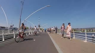Cycling in Netherlands | Amsterdam → North Sea (Bakkum North Beach)