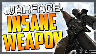 THIS GUN IS INSANE! (Warface Gameplay)