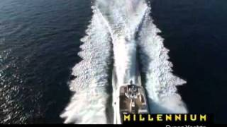 Fastest MegaYachts in the World