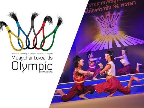 Muaythai Towards Recognition by International Olympic Committee