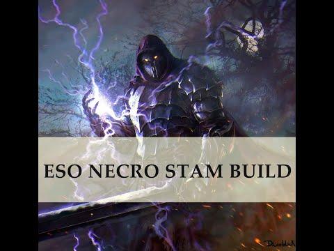 Eso Build Necro Stam Pvp Familiarox