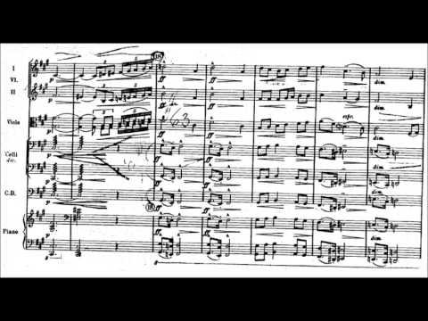 Ernest Bloch - Concerto Grosso No. 1 (1925)