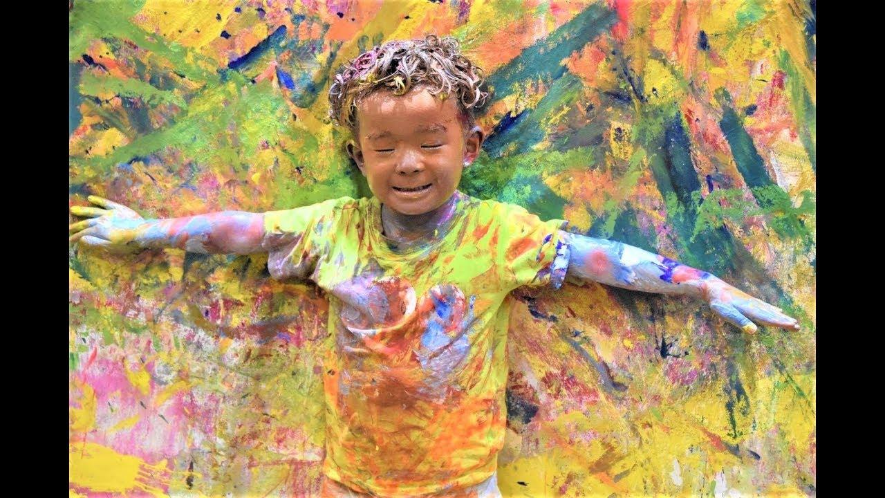 3-8歲的兒童美術到底要教什麼?