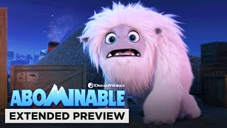 "Abominable | ""There's a Yeti on My Roof!"" 