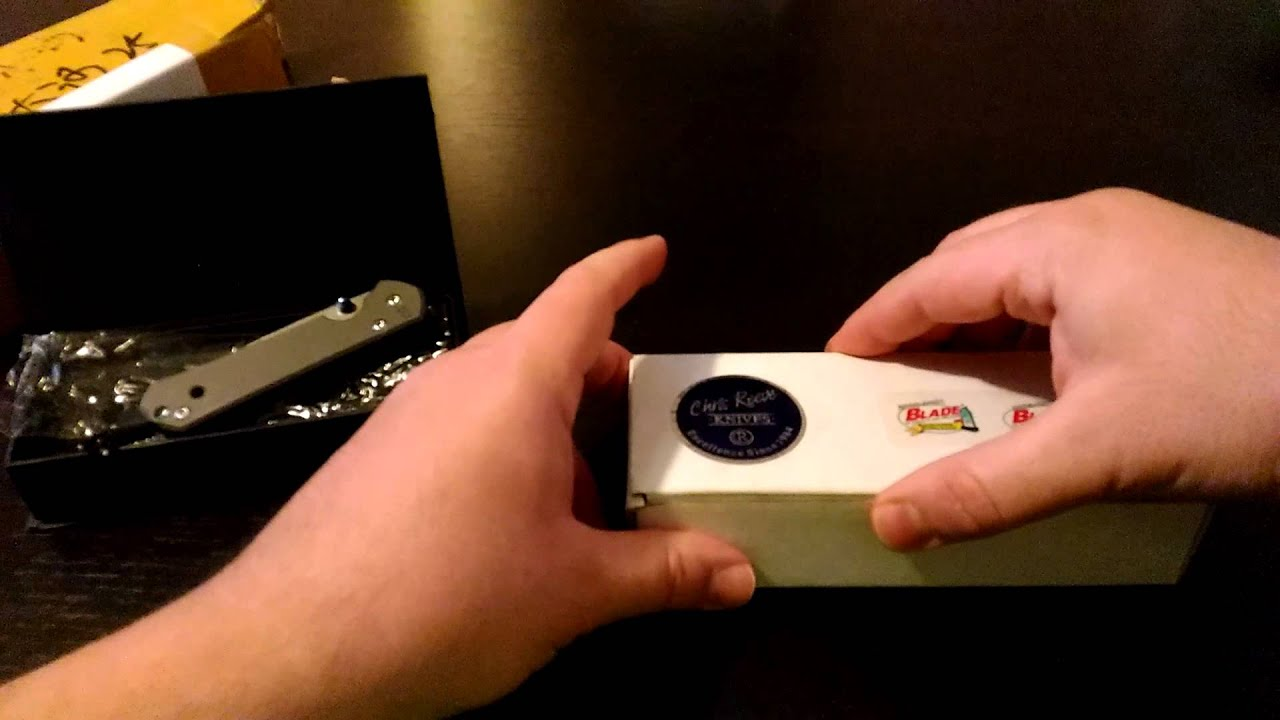 Unboxing Aliexpress Replica Chris Reeve Small Sebenza 21 & Large Sebenza 25