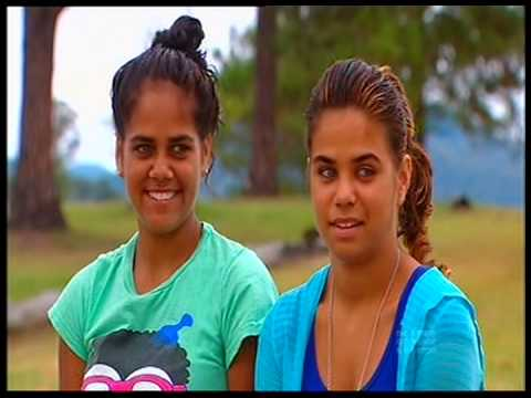 SixtyMinutes AboriginalChildrenOnMotorCycles 090510
