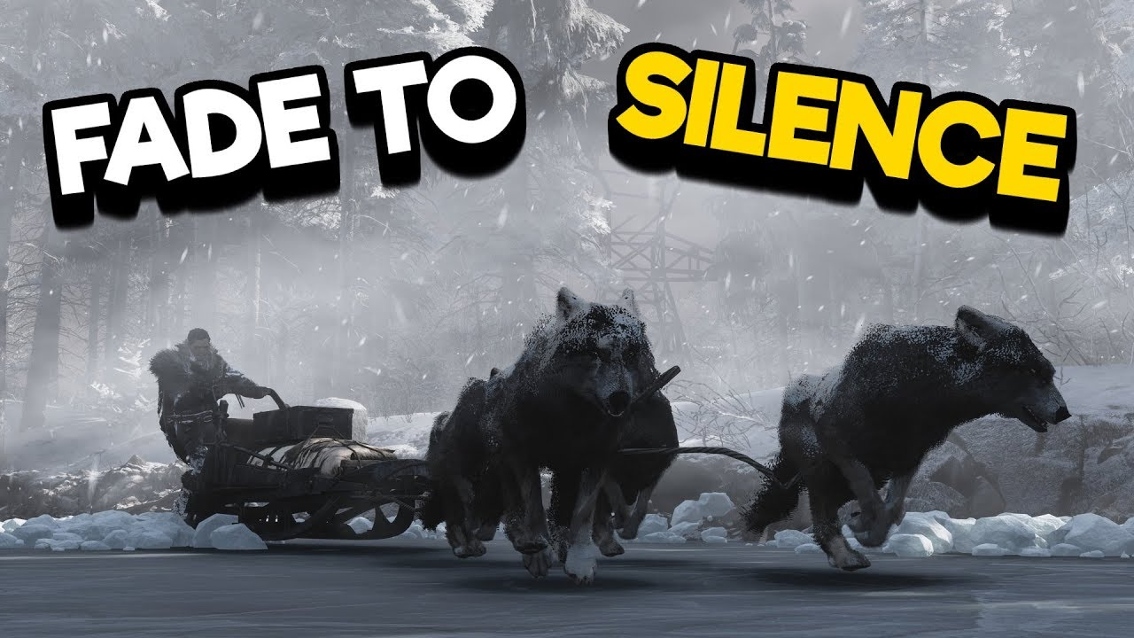Fade To Silence Gameplay 8 Crafting The Dog Sled Team Youtube
