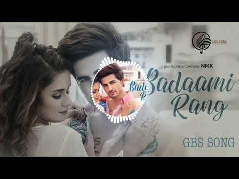 Download Badaami Rang ||Official mix Video|| Nikk Ft Avneet Kaur   Ikky || Bang Music   Latest Punjabi Songs