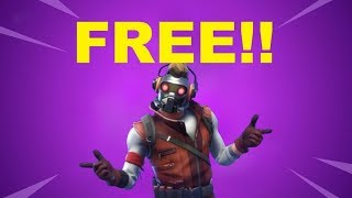 How to Get the Star-Lord Outfit For FREE...