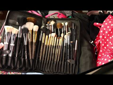 GET READY WITH ME PACKING FOR JAMAICA/ WHATS IN MY TRAVEL BAG!
