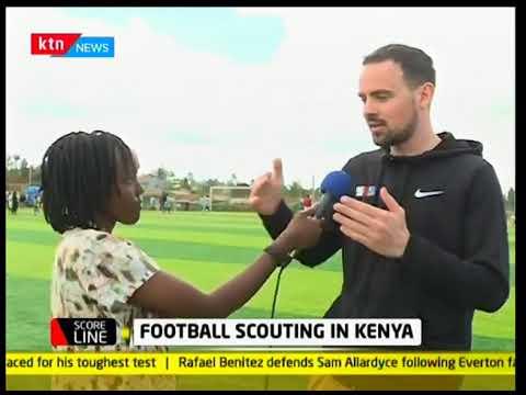 Score Line: Football scouting in Kenya
