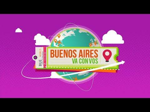 Buenos Aires va con vos: Yeye Magna, Santa Cruz, California - Canal de la Ciudad