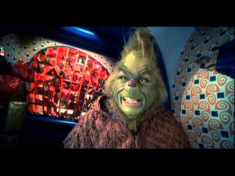 How the Grinch Stole Christmas trailers