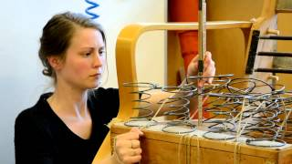 Carl Malmsten Furniture Studies – Möbeltapetsering(, 2015-02-18T06:31:45.000Z)
