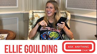 Ellie Goulding Talks Juice Wrld & Fleetwood Mac