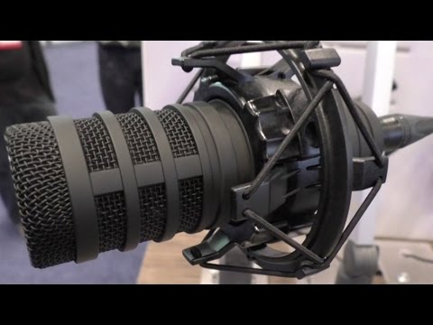 [AES] Audio-Technica BP40