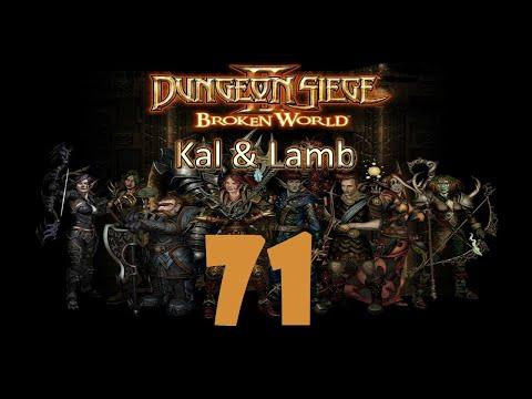 Commander Door - Ep71 - Dungeon Siege II w/ Lamb |