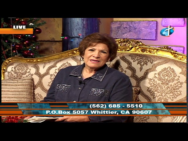 Under the Cloud of Glory Aida Arevalo 12-18-2019