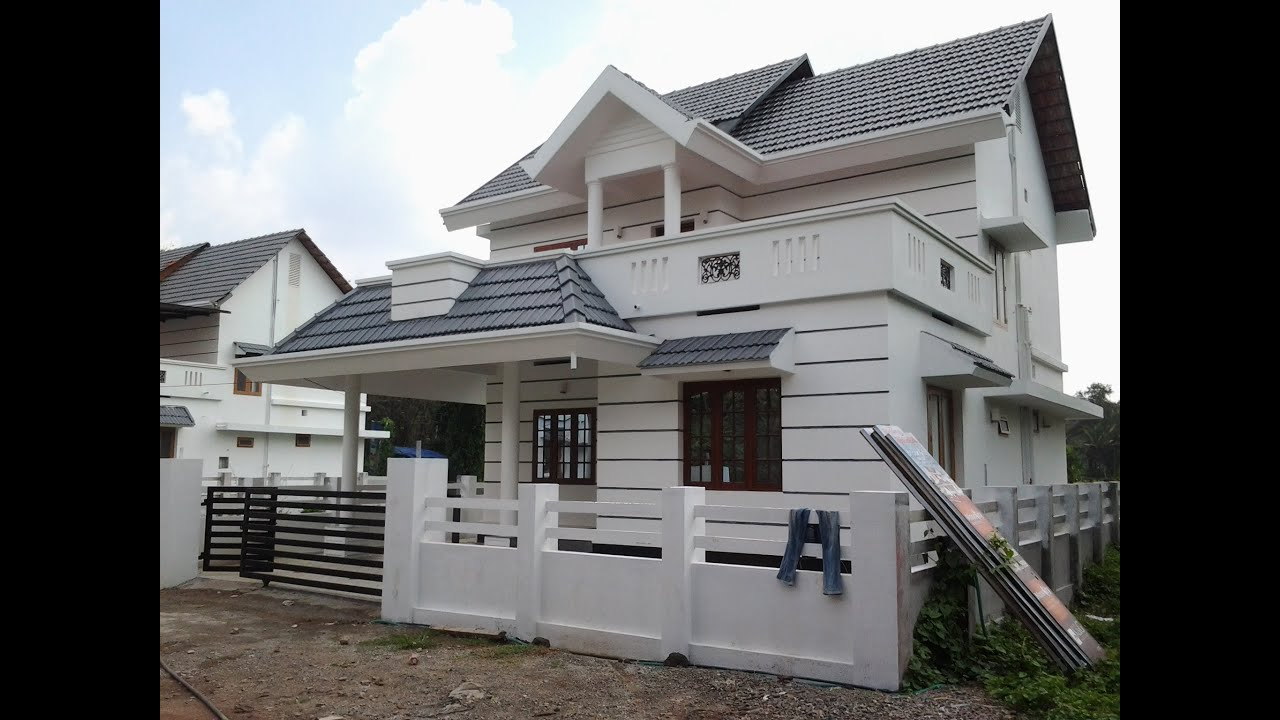 luxury low budget villa project near angamaly town kochi