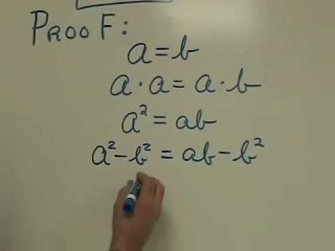 A Mathematical Fallacy