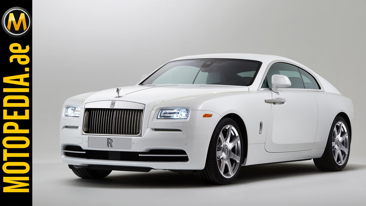 2016 Rolls Royce Wraith Review   Motopedia.ae
