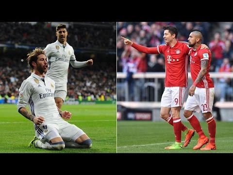 BAYERN MUNICH VS REAL MADRID LIVE STREAM HD - CHAMPIONS LEAGUE 12/04/2017 LIVE
