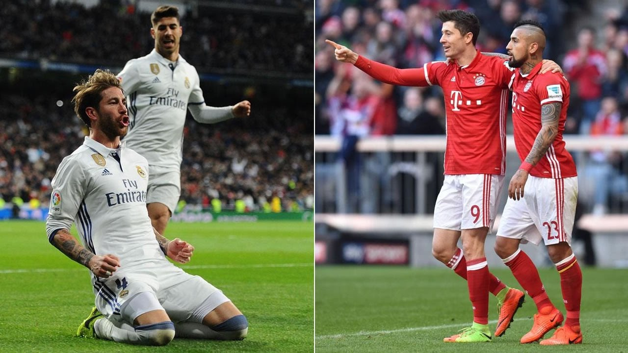 Live Stream Bayern Vs Real Madrid