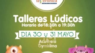 Spot Talleres Lúdicos CC La Veronica de Antequera